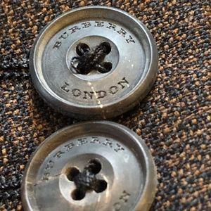 Burberry Mens Suit - Brown Wool - 38 US / 48 EURO